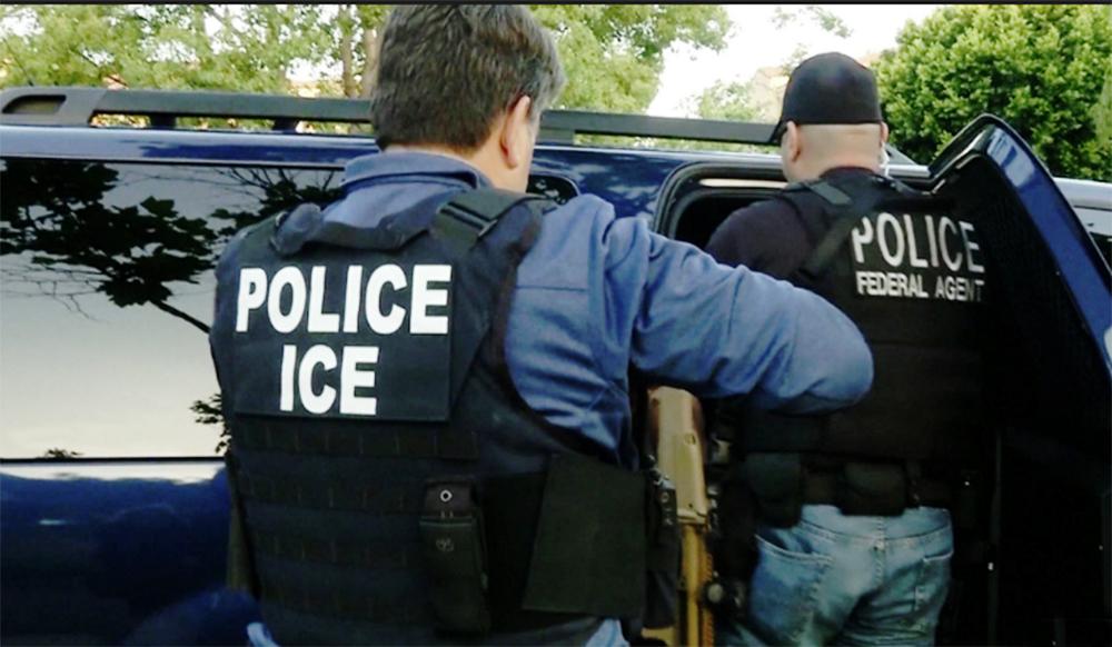 Foto15 Batida ICE Batidas prometidas em todos os EUA não ocorreram no final de semana