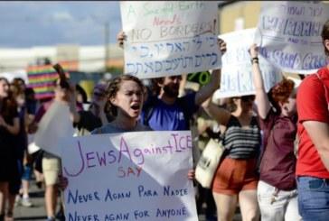 36 ativistas judeus são presos em protesto em centro de detenções em NJ