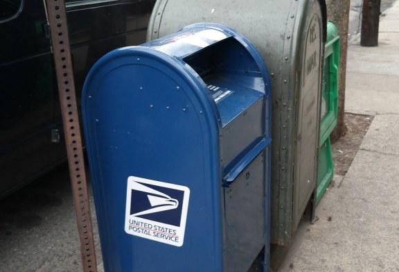 Correios alertam para o perigo no uso de caixas de coletas
