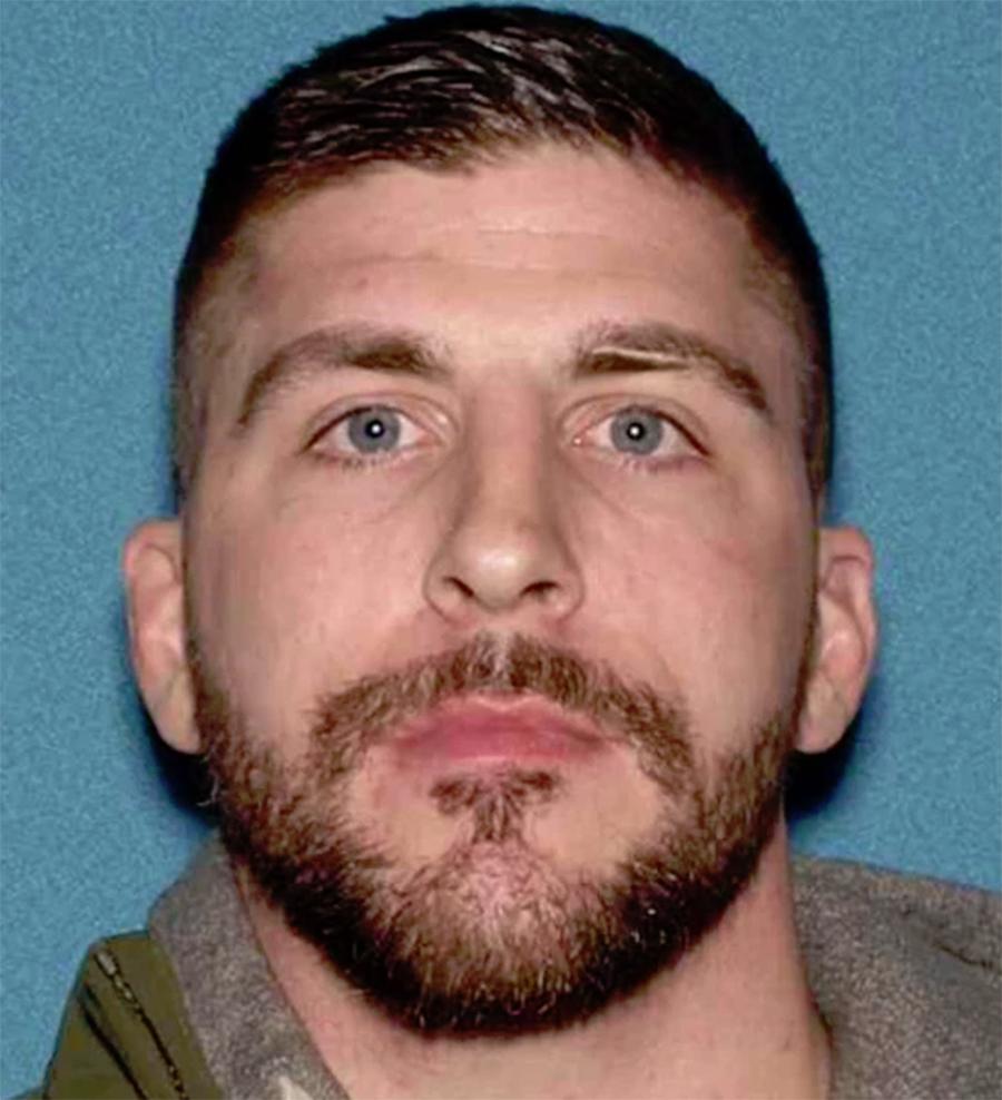 Foto20 Matthew D. Ellery Policial sofre overdose de heroína em viatura em NJ