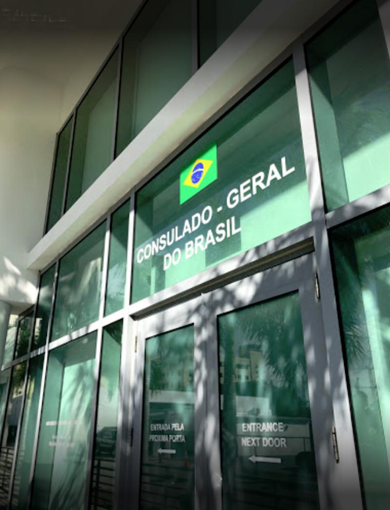 Foto21 Consulado Geral do Brasil em Miami Consulado de Miami alerta para uso de despachantes