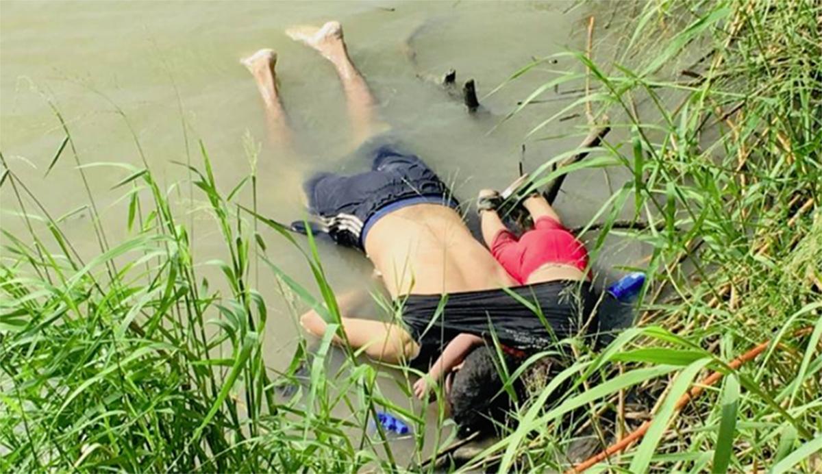 Foto25 Oscar Alberto Martinez Ramirez e Valeria Número de brasileiros que morrem na fronteira dos EUA pode ser maior