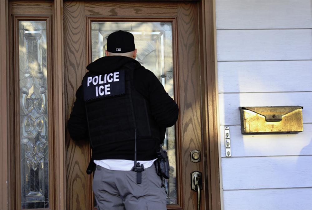 Foto6 Batida ICE ICE: Obama deportou mais imigrantes que Trump