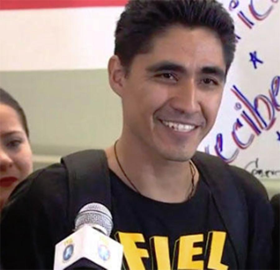 Foto6 Jose Escobar Imigrante deportado retorna legalmente aos EUA após 2 anos