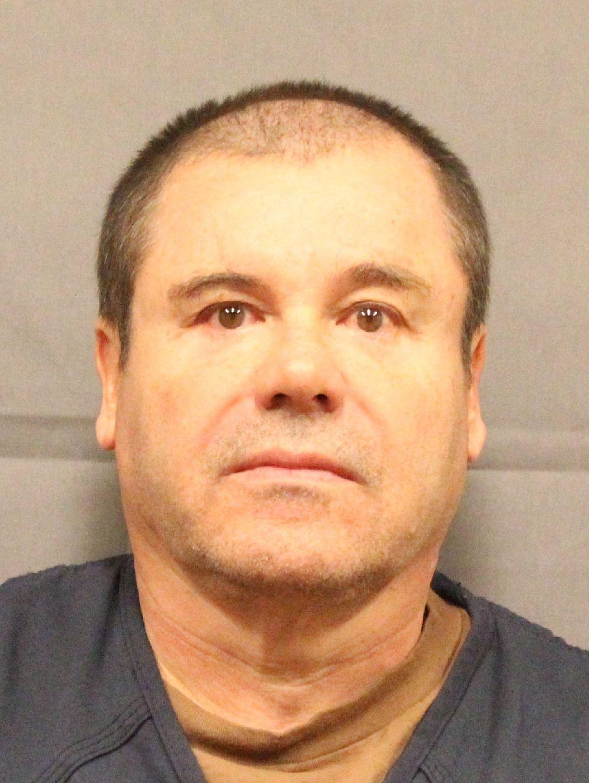 Foto8 El Chapo Traficante El Chapo pega prisão perpétua nos EUA