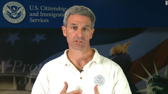 Diretor do USCIS Ken Governo Trump dificultará aprovação de Green card para imigrantes