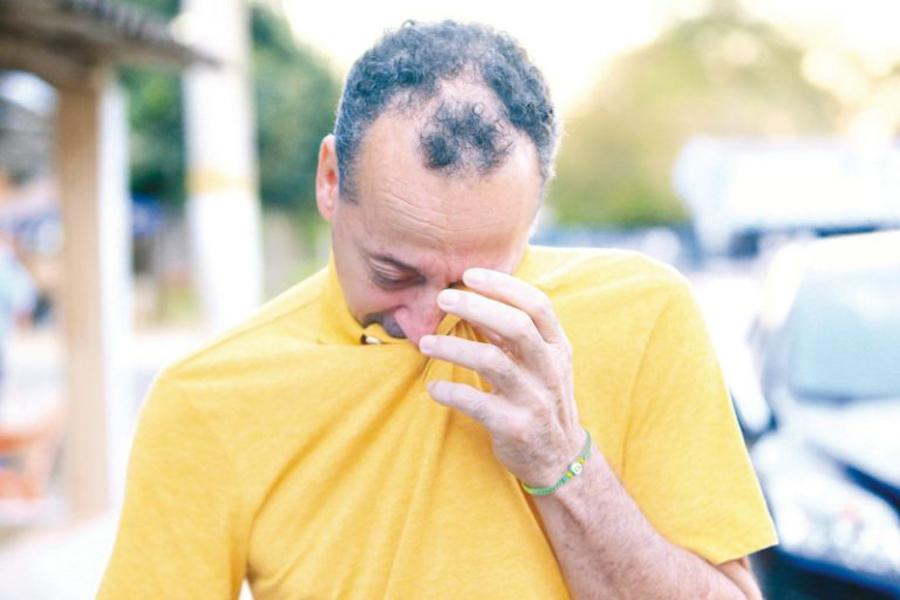Foto1 Varley Ramos da Costa  Deportado dos EUA por suspeita de homicídio é inocentado no Brasil