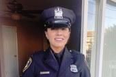 Brasileira gradua-se na Academia de Polícia e vai trabalhar em Elizabeth