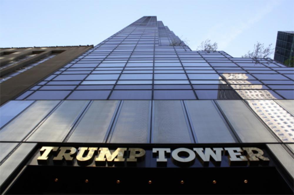 Foto17 Trump Tower Trump não gosta de indocumentados, mas usou trabalhadores ilegais