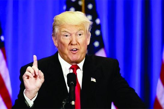 """Após chacinas, Trump """"denuncia"""" racismo e pede reforma migratória"""
