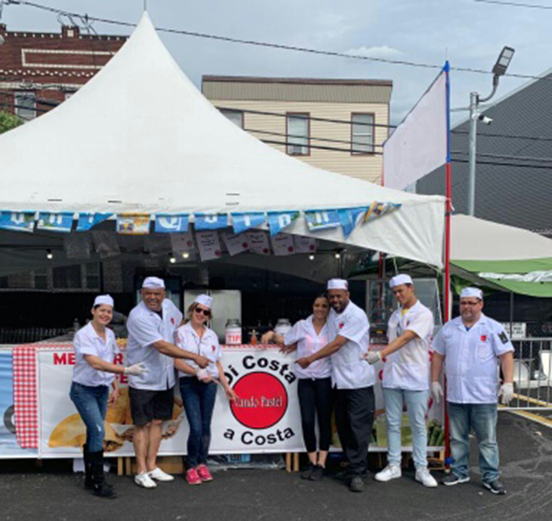 Foto27 Pastel do Vando  Brasileiro inaugurará pastelaria típica no Ironbound