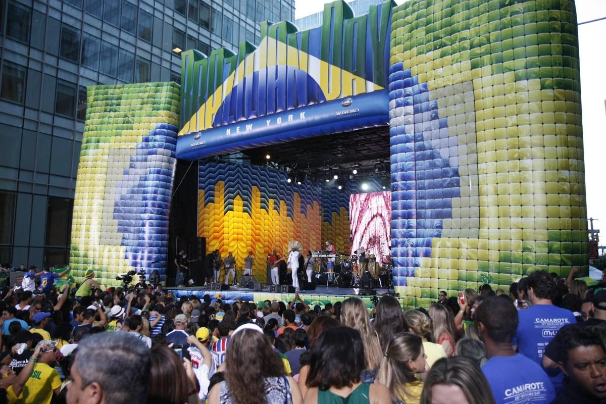 Foto7 Brazilian Day in New York BR Day terá DJ Alok, Simone & Simaria e Jorge & Mateus como atrações
