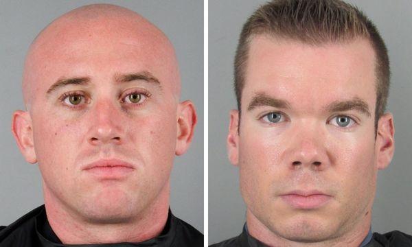 Foto8 Steve J. Lenker e James F. Ryan NJ: 2 policiais da mesma cidade são presos por DWI