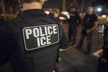 Batidas do ICE resultam na prisão de 7 brasileiros em NJ