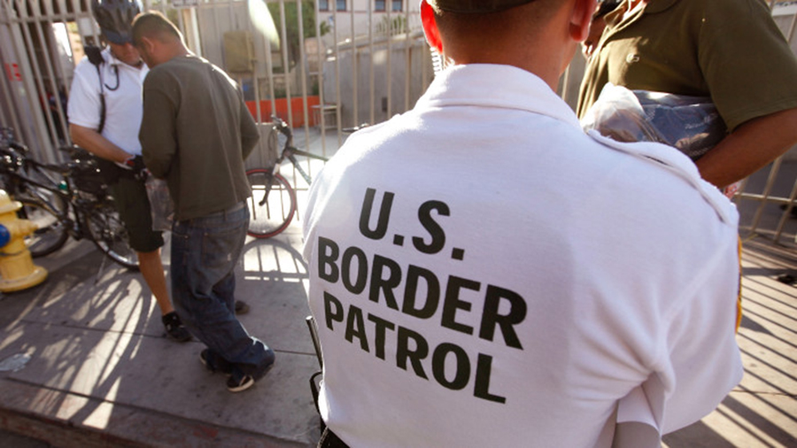 Foto11 imigrantes detidos Suprema Corte apoia Trump em proibição de asilo para centro americanos