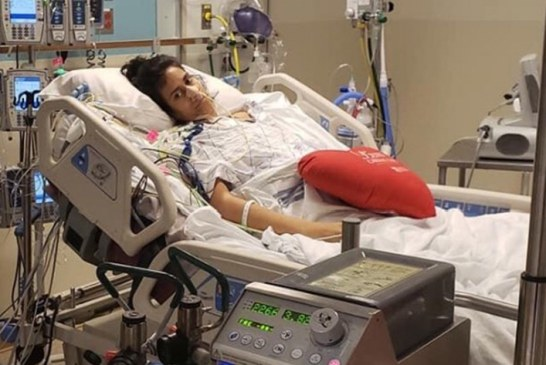 Brasileiros fazem campanha para jovem a espera de transplante de coração