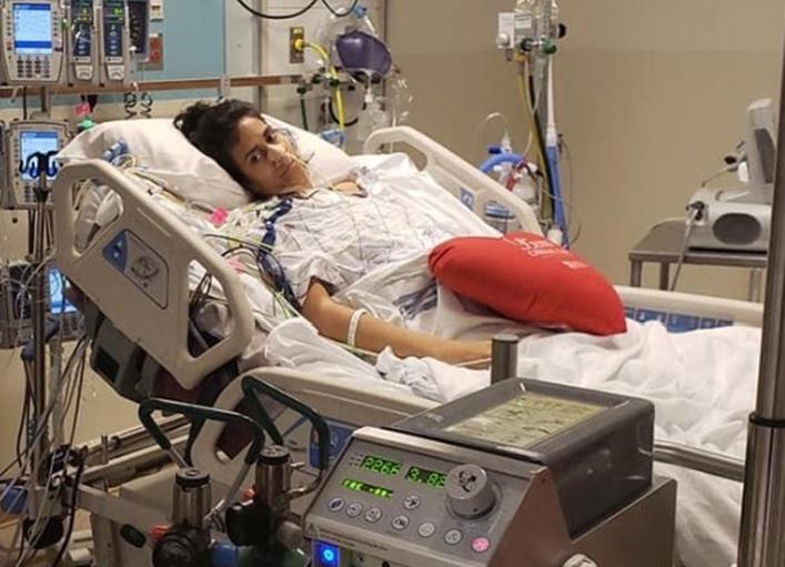 %name Brasileiros fazem campanha para jovem a espera de transplante de coração