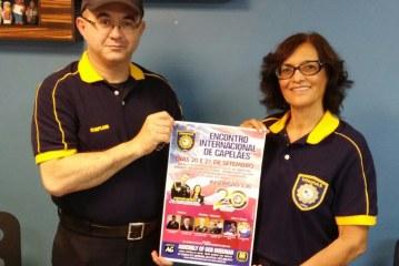Encontro Internacional de Capelães acontecerá em Newark (NJ)