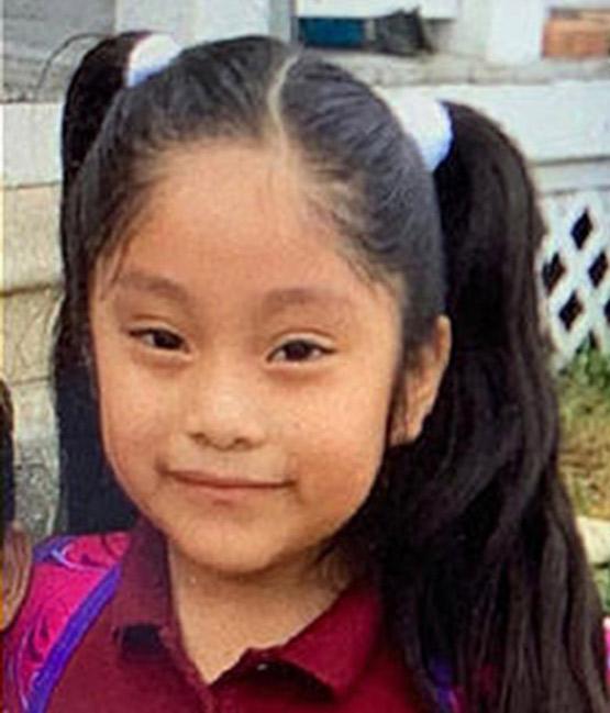 Foto25 Dulce MAria Alavez 1 1 Polícia pede ajuda de indocumentados na busca por menina desaparecida