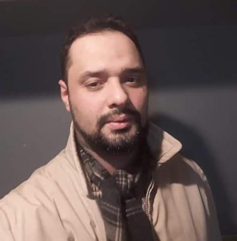 Foto25 Jhoberth Fernando Dantas Velório de brasileiro morto em Newark (NJ) será nesta quarta feira (18)