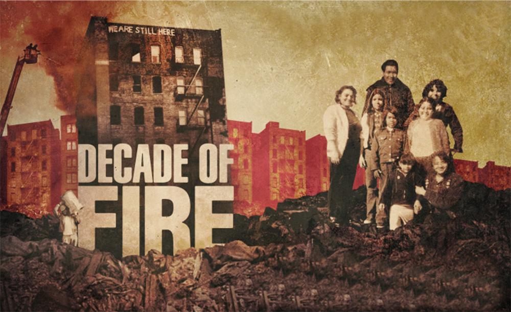 """Foto31 Filme Decade of Fire Filme """"Decada de Fogo"""" será exibido no Riverfront Park"""
