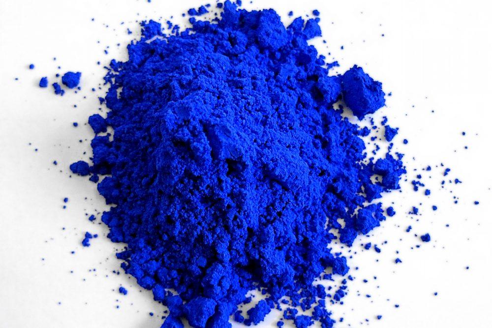 azul roberto Era azul a manhã