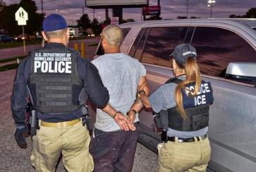 Preso indocumentado que ameaçou atirar em agentes do ICE