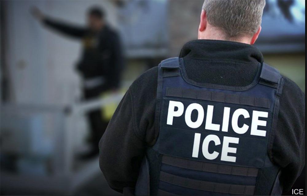 Foto10 Agentes ICE Polícia de Las Vegas cancela acordo com o ICE