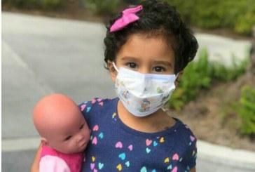 Brasileiros buscam doador de medula óssea para a filha na FL