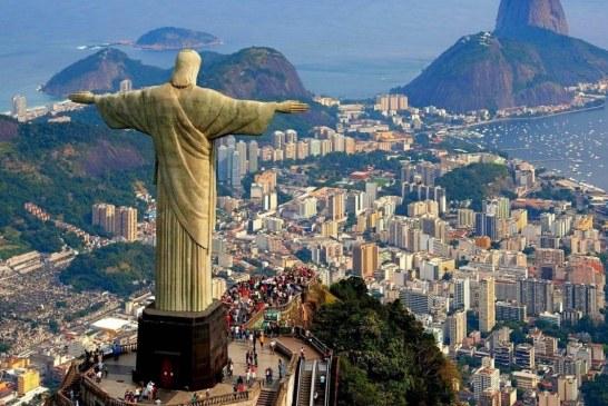 Número de turistas americanos no Brasil aumenta 25.79% em junho a agosto