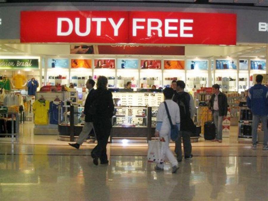 Foto18 Freeshop Limite de isenção para compras nos freeshops será de US$ 1.000