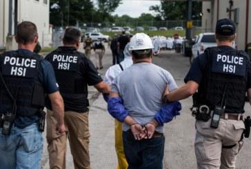 Veja onde os indocumentados estão mais propensos a serem presos pelo ICE