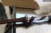 "Brasileiro tenta passar com espada ""Samurai"" no aeroporto de Newark"