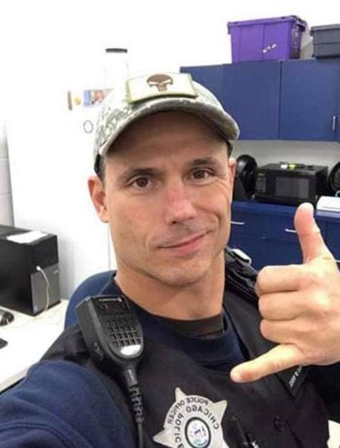 Foto22 Pedro Vianna 002 Policial brasileiro em Chicago morre em queda nos Alpes Franceses