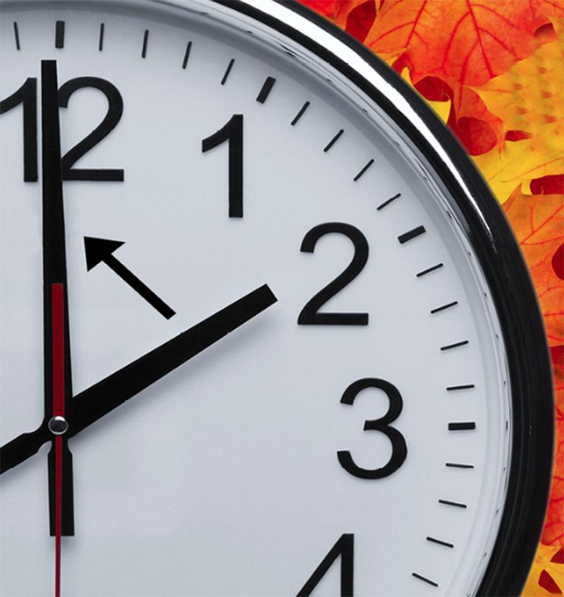 Foto22 Relogio Horário de verão termina em 3 de novembro