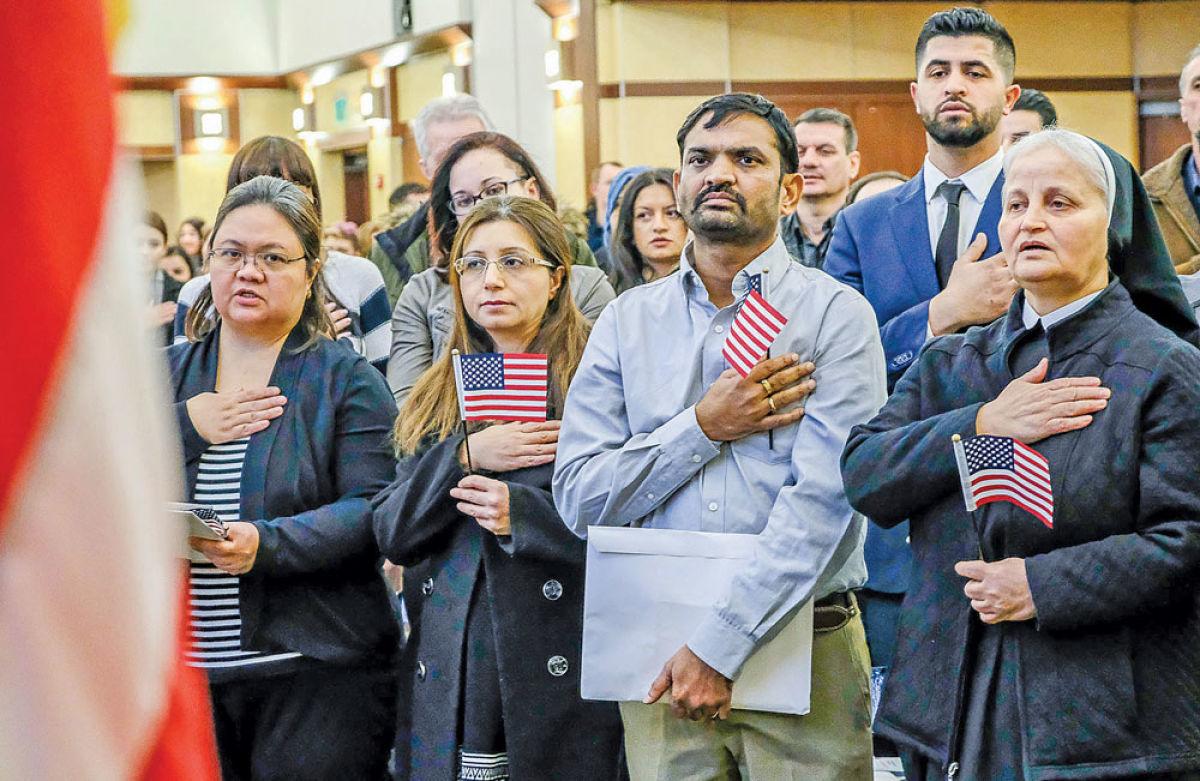 %name Imigrantes que votam são obstáculo aos planos de reeleição de Trump