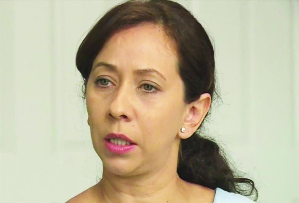 Foto25 Ane Maschiach 002 Na reta final do green card, brasileira recebe ordem de deportação