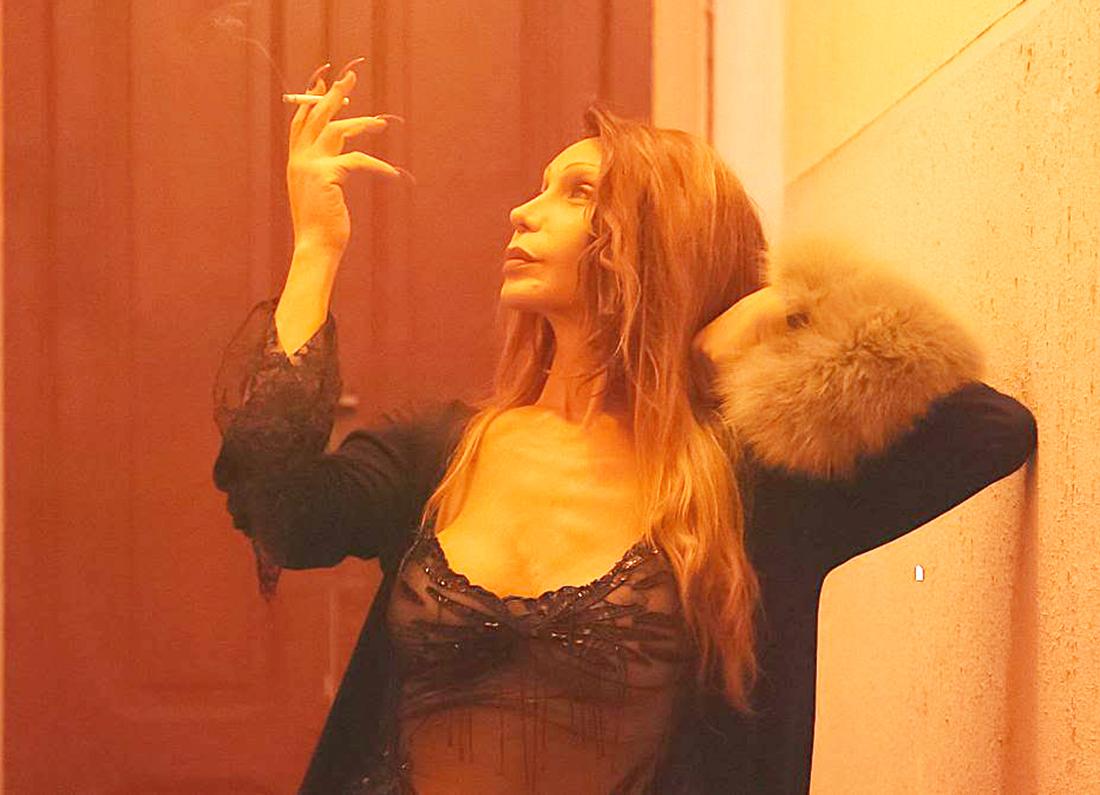 """Foto30 Luana Muniz 002 """"Rainha da Lapa"""" participa de festival de cinema de NY"""