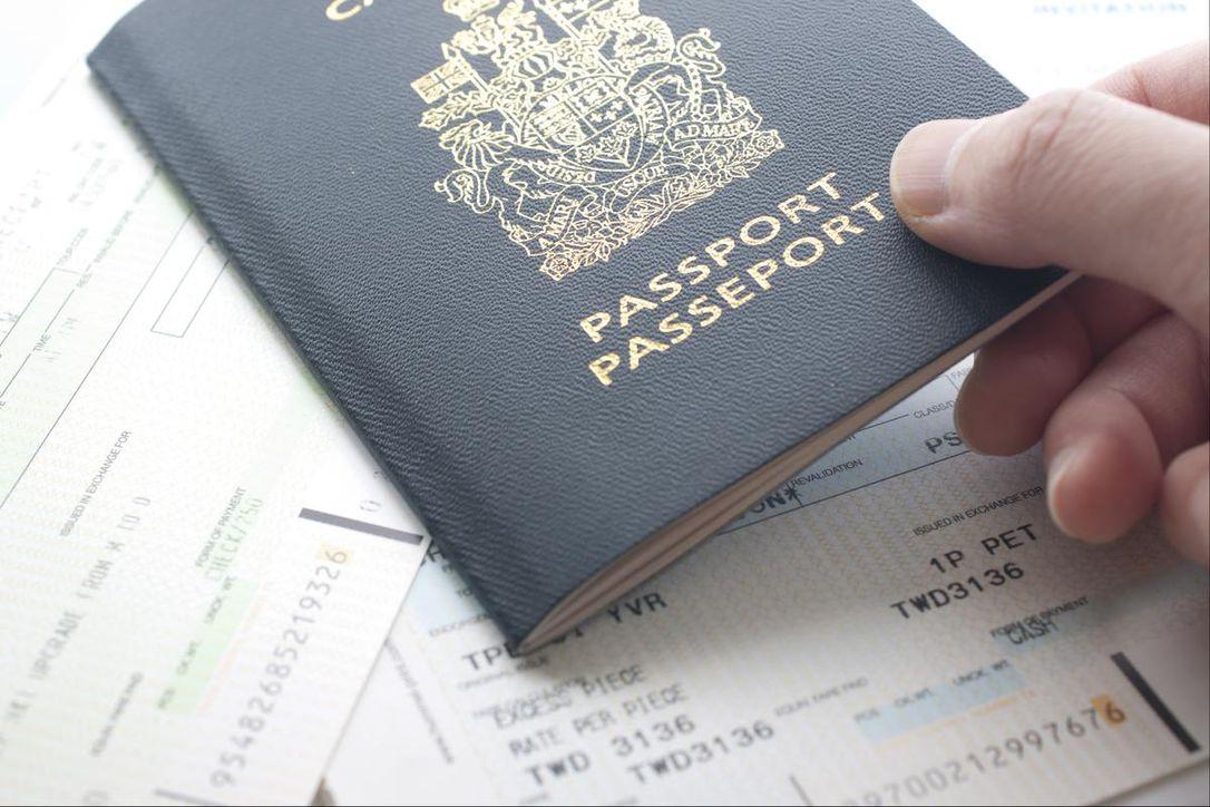 Foto4 Passaporte canadense Canadense é banido dos EUA ao tentar ser voluntário em festival