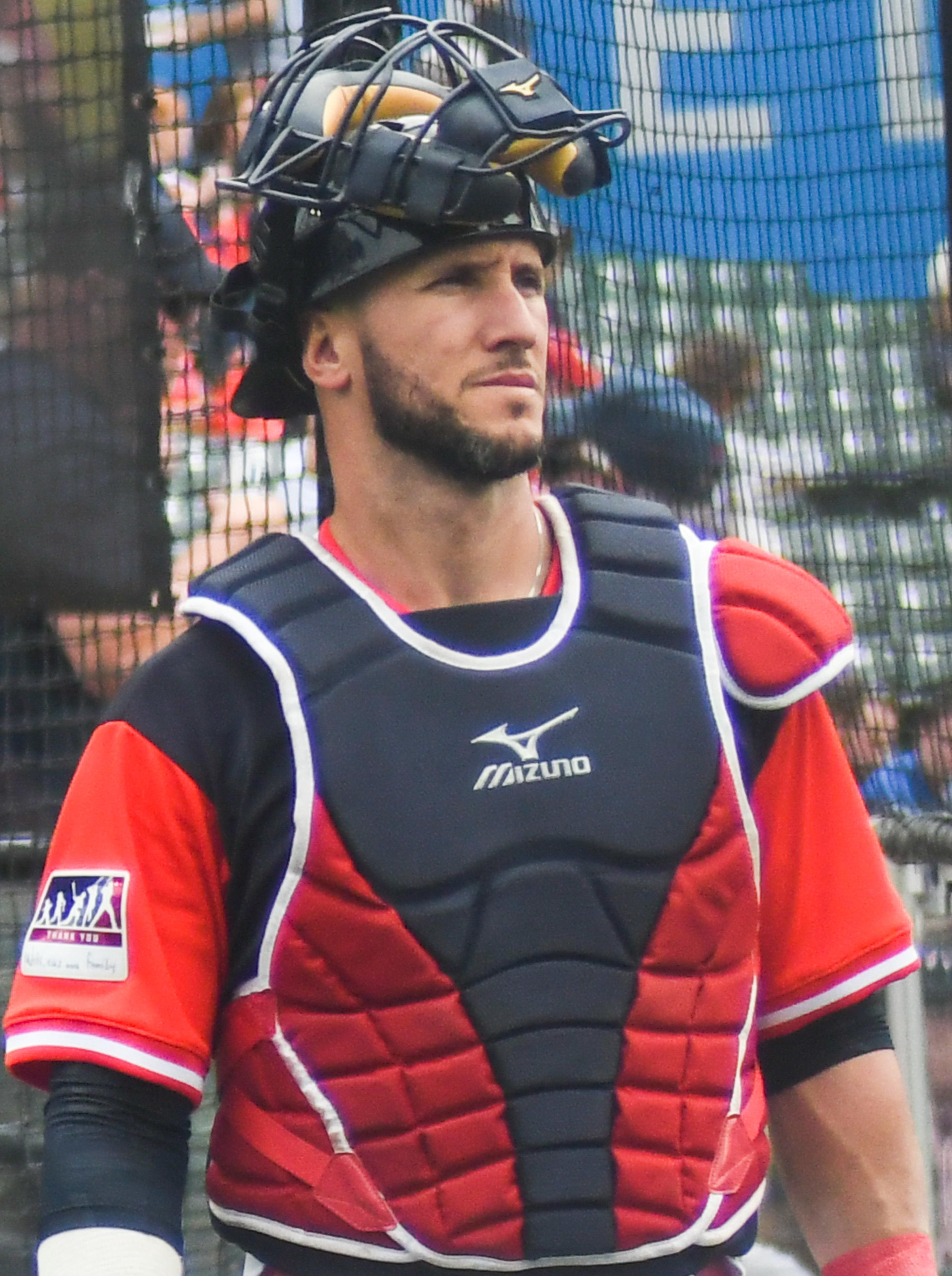 Foto7 Yan Gomes  Yan Gomes é o 2º brasileiro campeão da liga MLB dos EUA