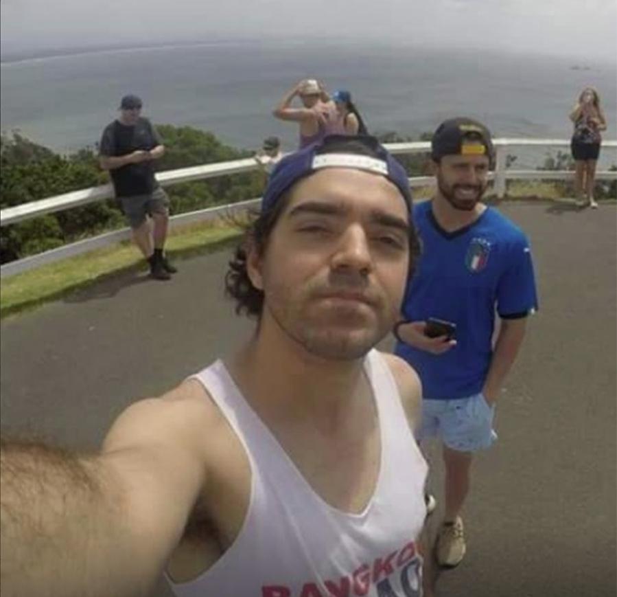 Foto8 Cesar Augusto Ramos e Victor Geroto Sampaio 002 Amigos tentam o traslado do corpo de 2 brasileiros mortos na Austrália