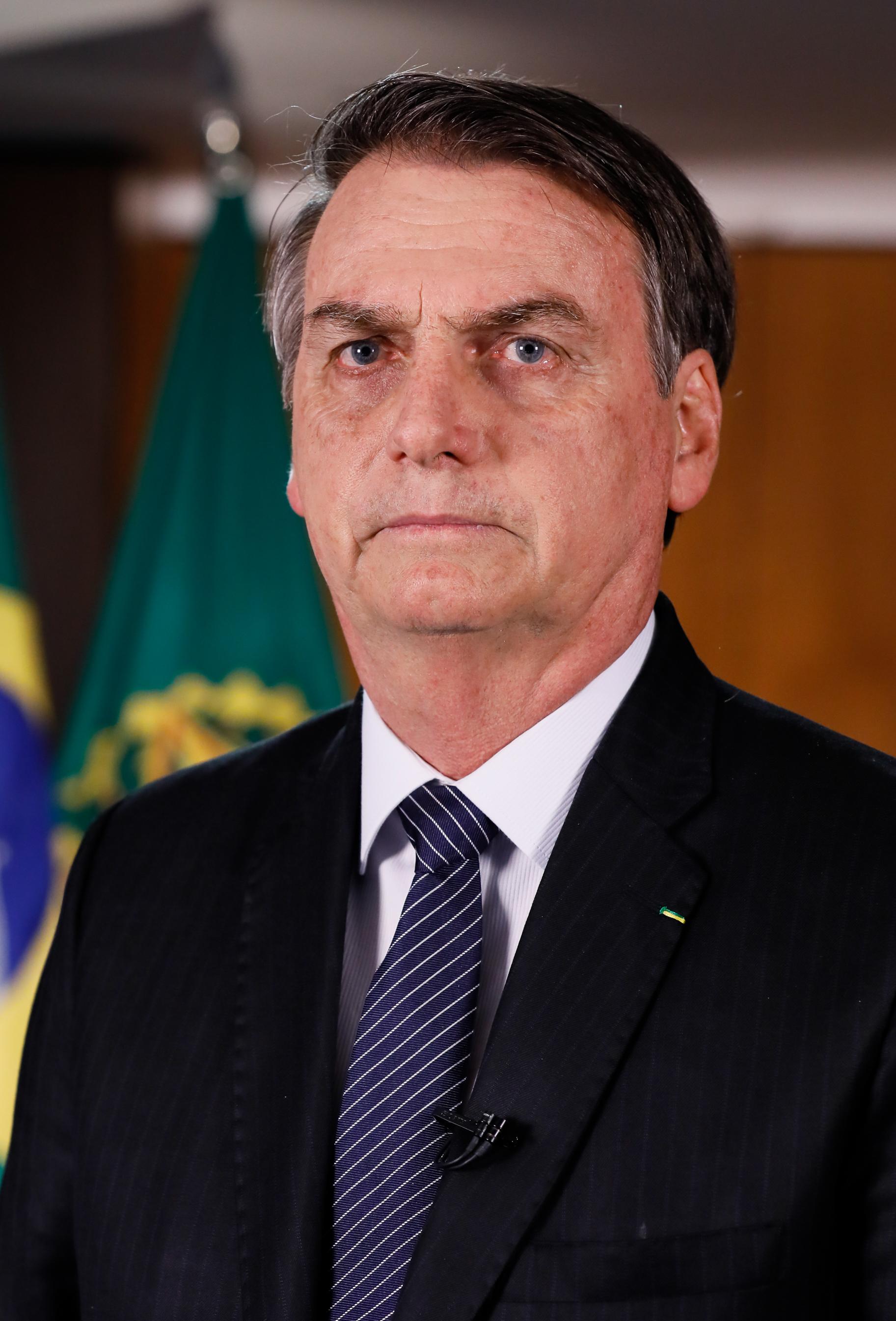 Foto8 Jair Bolsonaro Bolsonaro isentará cidadãos chineses de visto para entrar no Brasil