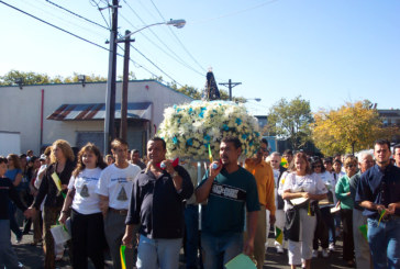 Igreja Saint James promove festa de Nossa Sra. Aparecida em Newark
