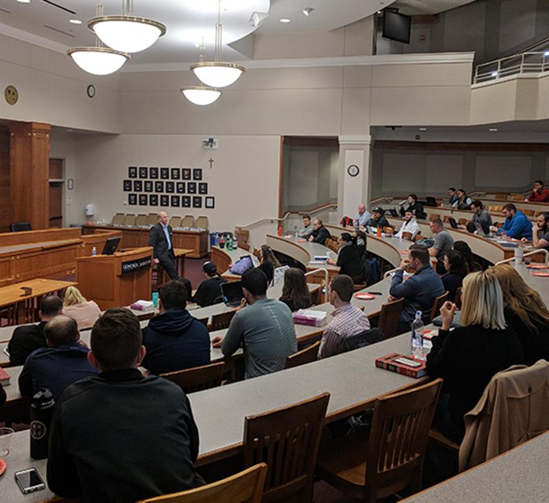 Foto9 Gonzaga Law School Universidade e ONG unem se na defesa legal de imigrantes