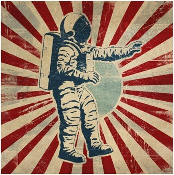 nautas Diário de bordo (Viagem ao espaço)