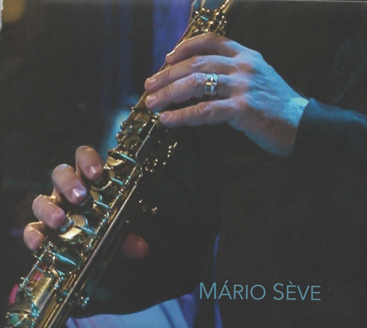 Capa CD Mario Música é vida