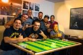 Brasileiros realizam a 2ª Newark Cup de futebol de botão