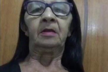 Avó visita netos após filha ter sido morta pelo marido brasileiro