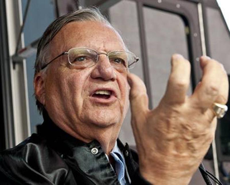 Foto14 Joe Arpaio Joe Arpaio perde ação de US$ 300 milhões contra revista e redes de notícias