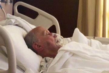 Brasileira pede ajuda para pai contra câncer esofágico na FL